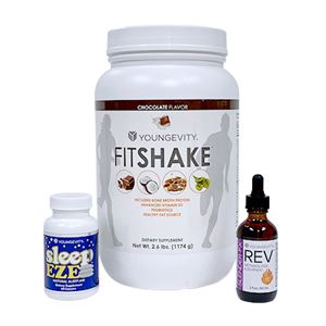 Picture of REV 90 Chocolate Cream Better Health Challenge Pak